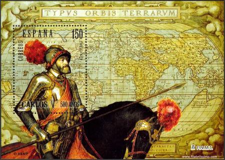 5 Centenario del nacimiento de Carlos V