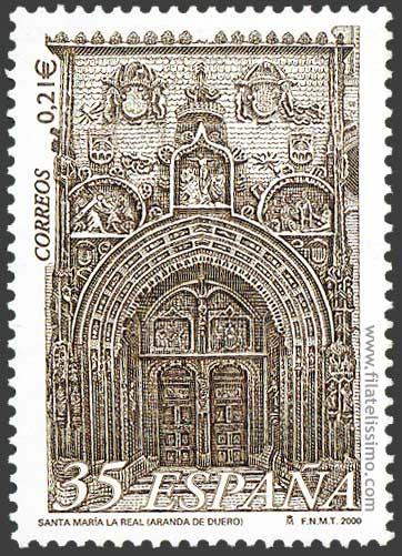 2000 Iglesia Santa Maria La Real