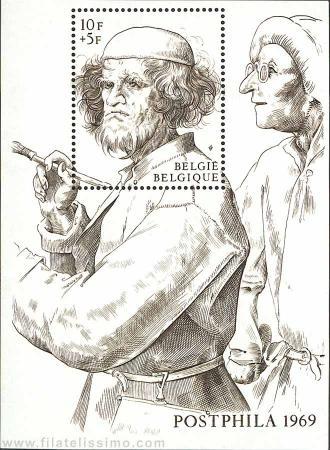 El aficionado, de Pieter Brueghel el Viejo.