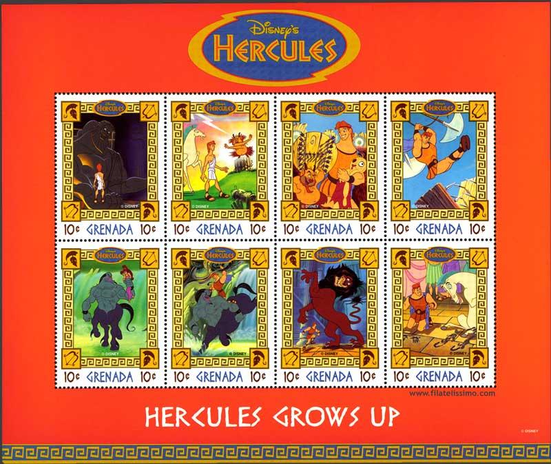 Hercules Disney Hb