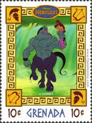 Hércules de Walt Disney