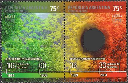 Bosques Nativos Argentinos.