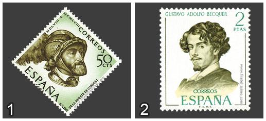 Carlos I vs Gustavo Adolfo Becquer