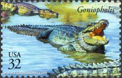 Goniopholis