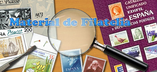 Material De Filatelia