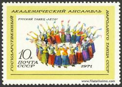 Baile Ruso