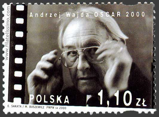Cine Sello Andrzej Wajda