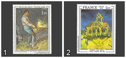 Jean François Millet vs Vicent van Gogh