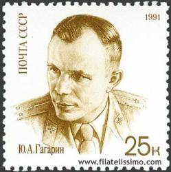 Yuri Alekseievich Gagarin