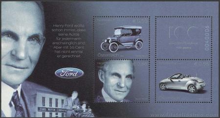 Aniversario de Ford Motor Company