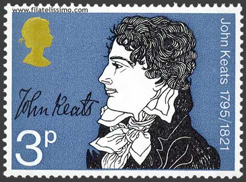 Sellos John Keats