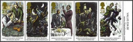 Libros de Sherlock Holmes