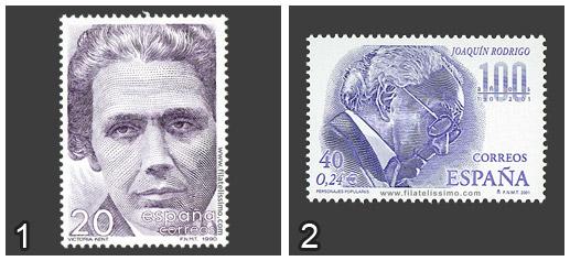 Victoria Kent vs Joaquín Rodrigo