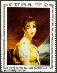 Hortensia de Beauharnais, François-Pascal-Simon Gérard