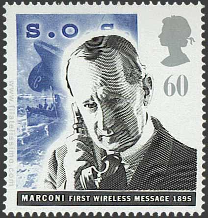 Guillermo Marconi Telegrafia