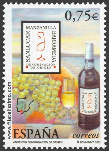 Manzanilla Sanlucar Vinos