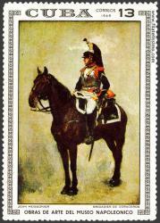 Brigadier coraceros, Jean Meissonier
