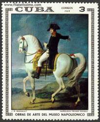 Napoleón primer consul, Jean-Baptiste Regnault