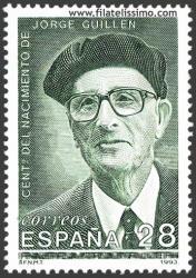 El Poeta Jorge Guillén