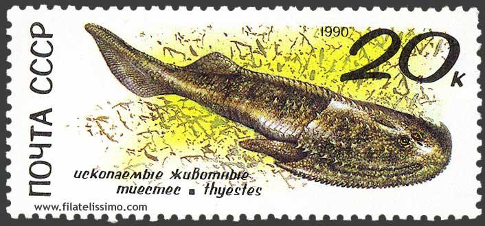 Thyestes Animales Prehistoricos