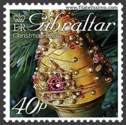 Navidad. Ornamentos y adornos del Árbol Navideño