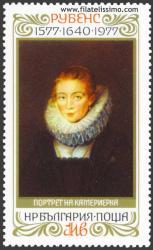 La dama de honor de la Infanta Isabel