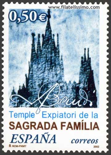 Templo Expiatorio Sagrada Familia