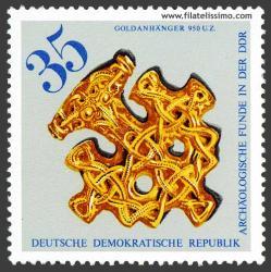 Dije de oro 950 d.C