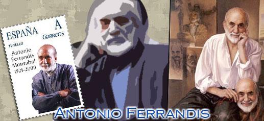 Antonio Ferrandis Homenajeado En Sellos
