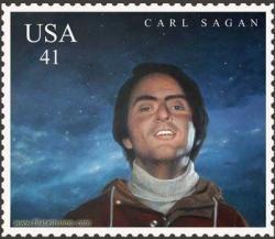 Sello Carl Sagan, motivo 4