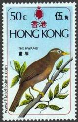Hwamei (Garrulax canorus taewanus)