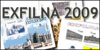 Irun Exfilna 2009 Filatelissimo