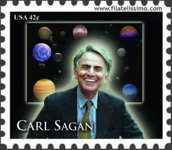 Sello Carl Sagan, motivo 3