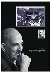 Sellos homenaje a Ingmar Bergman