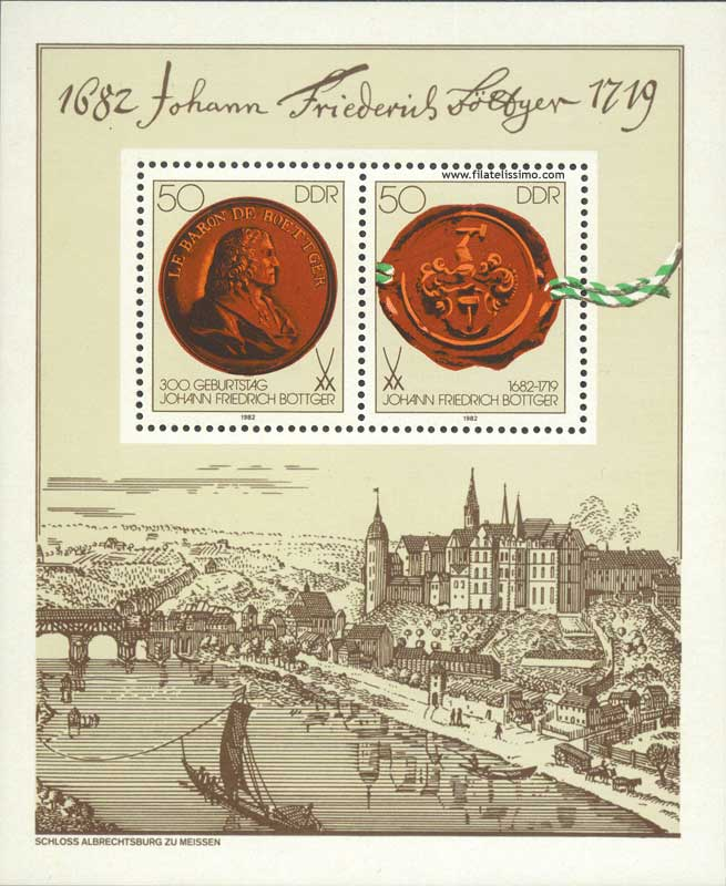 Hb Alquimia Johann Friedrich Bottger