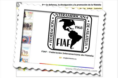 FIAF - Federación Interamericana de Filatelia