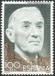 Centenario del nacimiento de Ramón Pérez de Ayala