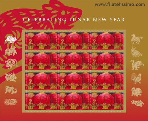2008 Usa Horoscopo Chino Ano De La Rata Tzu Hb