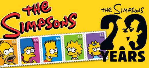 Sellos De Los Simpsons