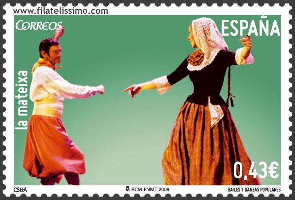 Bailes Y Danzas Populares La Maiteixa