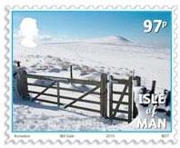 Serie navideña 2010 de la Isla de Man