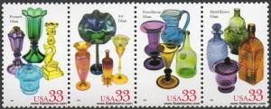 Sellos de Vidrio y Cristal americano