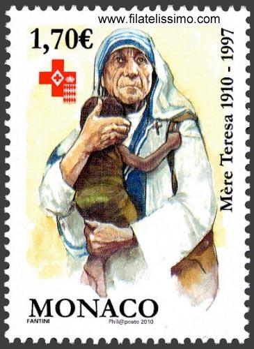Centenario del nacimiento de la Madre Teresa