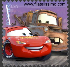 Disney-Pixar, sello de Cars