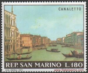 Cuadros de Canaletto