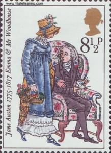 Jane Austen (1775 - 1817)
