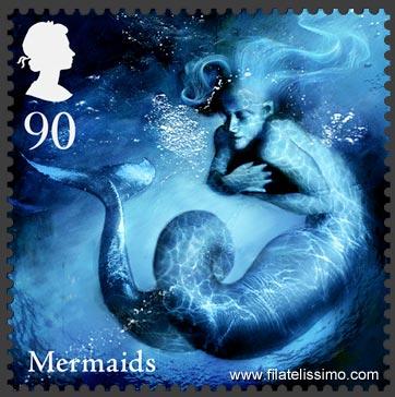 Criaturas Míticas Sirenas