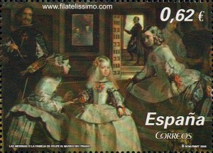 Pinturas de Velázquez, Las Meninas o La Familia de Felipe IV