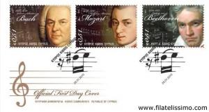 Grandes compositores del siglo 18