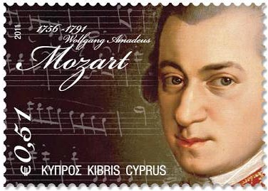 Grandes compositores del siglo 18, Wolfgang Amadeus Mozart